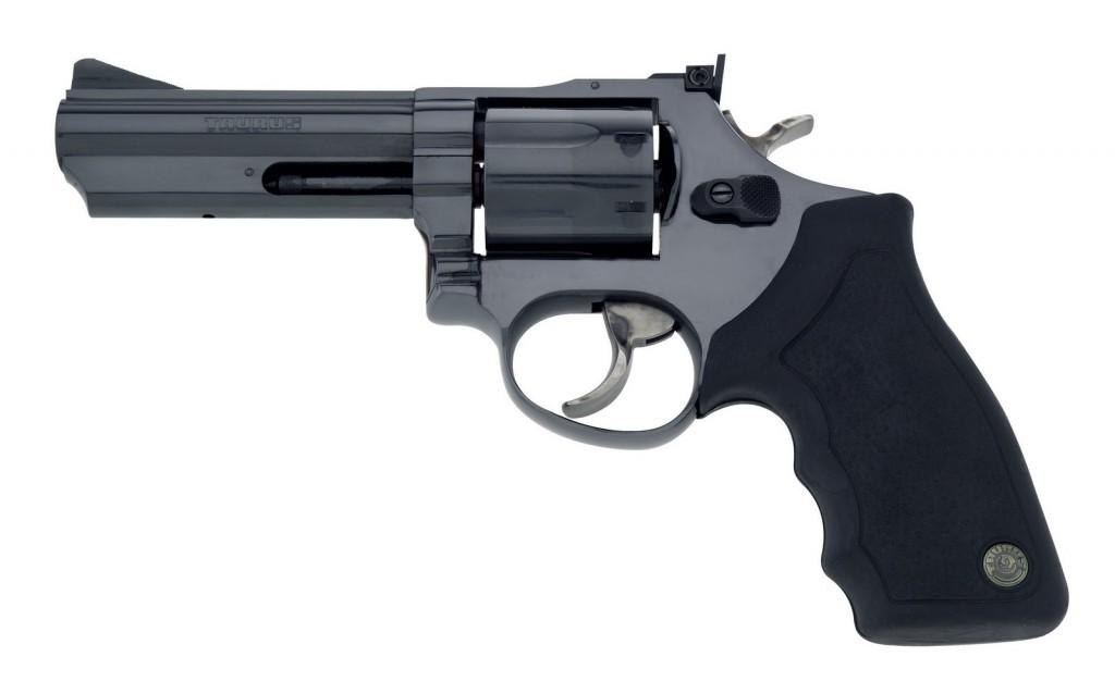 um revolver qualquer