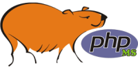 logo marca do Grupo de Programadores de PHP do Mato Grosso do Sul